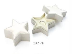 スター星型ジュエリーケース ピアス・リング・ペンダント兼用 6個入り GB-040