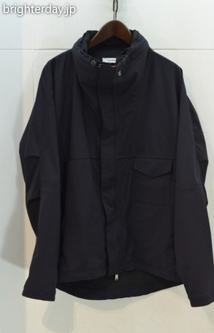 nonnative CYCLIST JACKET N/P TAFFETA STRETCH WITH WINDSTOPPER 3L