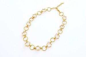 【Hiver】イヴェール ネックレス mat gold(S1831)