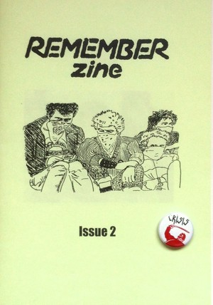 REMEMBER zine Issue 2