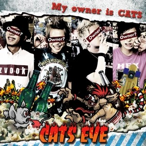 My owner is CATS(CATS EYE)