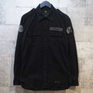 NEIGHBORHOOD 15SS OFFICER C-SHIRT LS