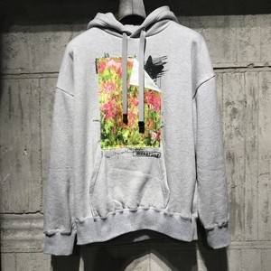 【meagratia】hooded sweatshirt