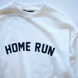 【modem design】HOME RUN sweatshirt
