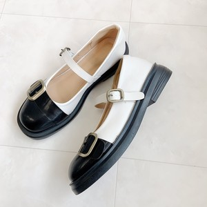 round shoes