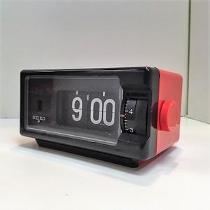 SEIKO パタパタ時計【赤】(0303206S60)