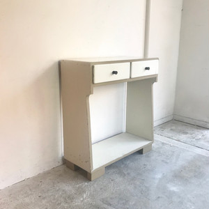 Vintage Paint Kitchen Open Shelf 50-60's ハンガリー
