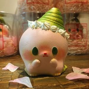 怪獣アイシー桜餅味(ワンオフカスタム)