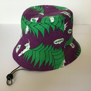 "Bucket Hat /""sound wave""01 バケットハット"