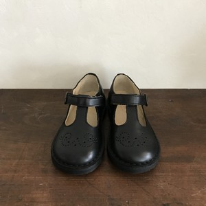 Young Soles : Penny T-Bar (Black)