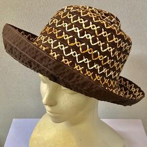 Item001 PAGODA ブラウン 帽子 レディース