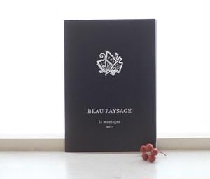 BEAU PAYSAGE la montagne 2017 (CD BOOK)