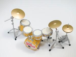再入荷【787】 山吹沙綾 小物パーツ ドラムセット ねんどろいど