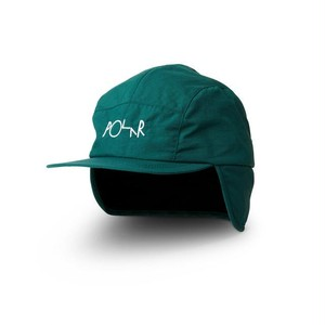 Polar skate co. Flap Cap DARK GREEN ポーラー キャップ