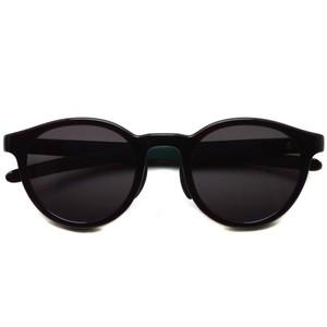 EYEVOL アイヴォル / IOOSS 2 / DM-FG-GRAY lenses デミ-ブラック-ダークグレーレンズ  スポーツサングラス