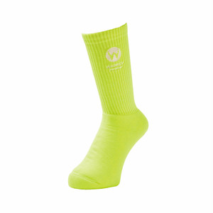 WHIMSY - EVERYWHERE SOCKS (Yellow)