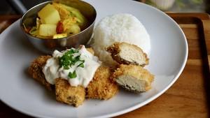 伝説のレストラン、GOVINDA'S オーナーシェフ 『村田由恵さんの 食べるヨガレッスン/フィッシュフライ風献立』