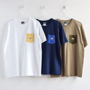 6.2oz Wappen Pocket Tee