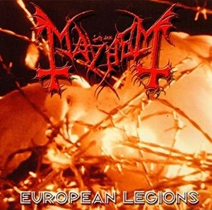 【USED】MAYHEM / European Legions