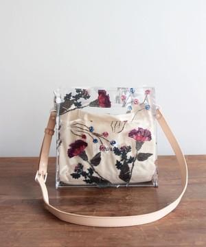 色糸花の2wayバッグ  (evi042)