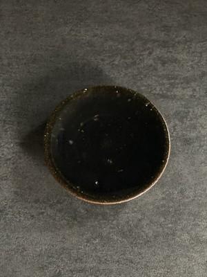 大隅新 瑠璃釉豆皿