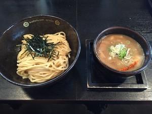 【麺の坊 晴レル屋】元祖つけ麺