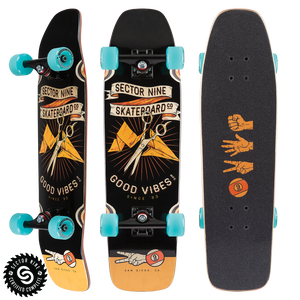 Sector 9 Cruiser Series / ROSHANBO NINETY FIVE