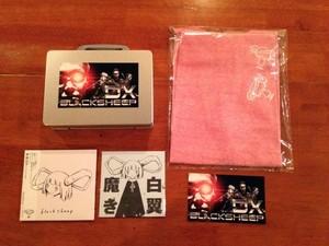 ★限定商品★blacksheep『∞-メビウス- DX BOX』特典CD・ステッカー付(特典Tシャツピンク)/2013年8月18日発売 VSP-0006