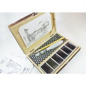 墨絵スケッチセット 写人 絵手紙用品 83600-1703