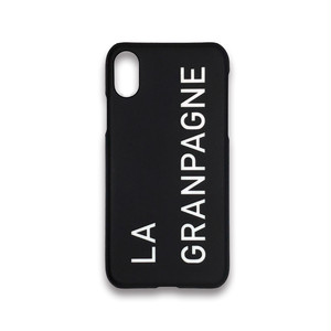 LA GRANPAGNE iPhone ケース