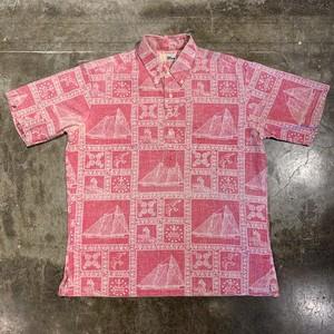 レインスプーナー reyn spooner アロハシャツ aloha ハワイアン hawaiian 半袖シャツ