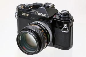 【中古】Canon(キヤノン) EF + FD50mm F1.4S.S.C.