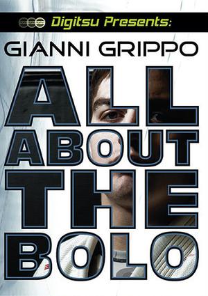 ジャンニ・グリッポ  ALL ABOUT THE BOLO DVD2枚組 ブラジリアン柔術教則DVD