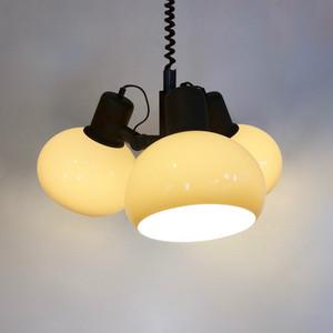 """Herda"" Vintage 3 Lights Pull Down Lamp オランダ"