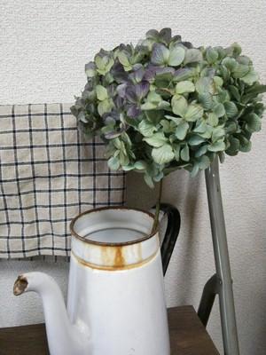 dryflower* ドライフラワー紫陽花スティック
