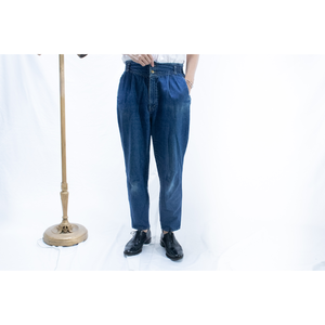 denim easy slacks
