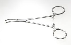 動物用デリケートモスキート鉗子(反型)11cm