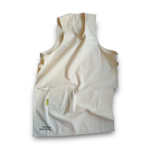 CAMP APRON type-A / Natural