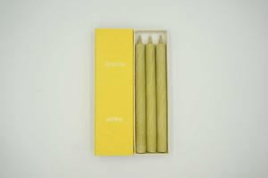 和ろうそく オーガニック キャンドル 塗香 浄化「Anicca3」