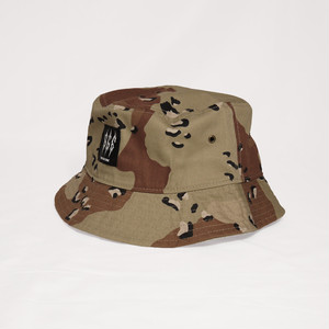666 BDC Bucket Hat Camo