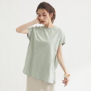 OE天竺ラグランTシャツ FLM41010