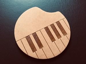 クワイアン ピアノ コースター