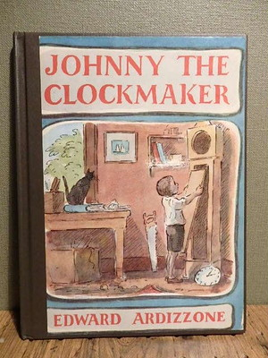 JOHNNY THE CLOCKMAKER/エドワード・アーディゾーニ(EDWARD ARDIZZONE)