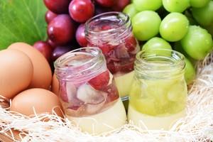 【期間限定】湯田中温泉プリン本舗 季節のフルーツプリン・食べ比べ 3個セット