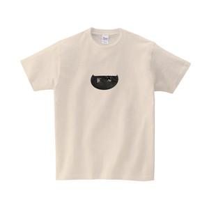 チャリティTシャツ 田中せり / シルエット黒猫
