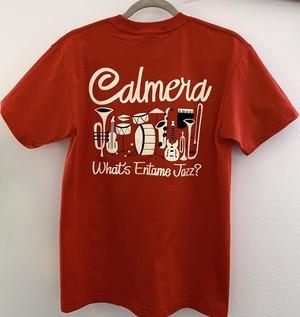 What's ENTAME Jazz? TEEシャツ【赤/S,M,L】 ★冬期のみ通販限定で値下げ!