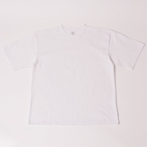 Smooth Heavy Tee / WHITE