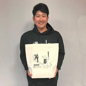 菅野投手_さくらコラボグッズ(トート/L)