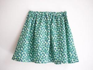 ふんわりスカート作成キット(グリーン)