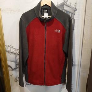 THE NORTH FACE zip up fleece jacket